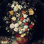 Jan Brueghel The Elder - Bouquet of flowers