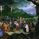 Crucifixion, Jan Brueghel The Elder