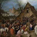 Jan Brueghel The Elder - Adoration of the Magi