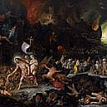 Jan Brueghel The Elder - Christ's Descent into Limbo