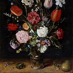 Flowers, Jan Brueghel The Elder
