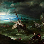 Jan Brueghel The Elder - Storm