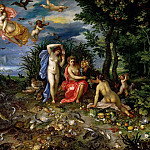 Ceres and the Four Elements, Jan Brueghel The Elder