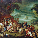 Flood, Jan Brueghel The Elder