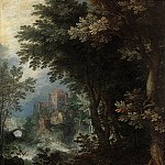 Paisaje , Jan Brueghel The Elder
