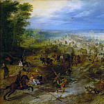 Jan Brueghel The Elder - The Ambush