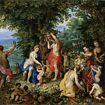 Summer, Jan Brueghel The Elder