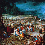 Jan Brueghel The Elder - Calvary