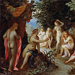 Diana and Callisto, Jan Brueghel The Elder