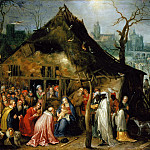 Adoration of the Magi, Jan Brueghel The Elder