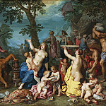 The Gathering of Manna, Jan Brueghel The Elder