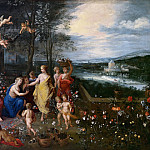 Allegory of Spring, Jan Brueghel The Elder