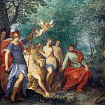 Judgment of Midas, Jan Brueghel The Elder