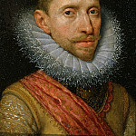 Jan Brueghel The Elder - Portrait of Archduke Albrecht of Austria