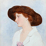 George Lawrence Bulleid - The Vicars Daughter