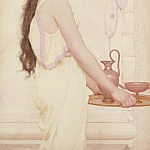 George Lawrence Bulleid - The cup bearer