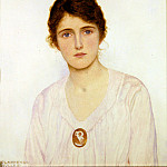 George Lawrence Bulleid - The Cameo Brooch