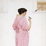 George Lawrence Bulleid - Songbirds, 1896