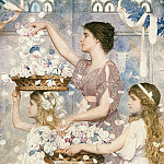 George Lawrence Bulleid - The Empress Comes