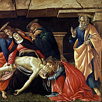Lamentation over the Dead Christ, Alessandro Botticelli