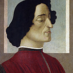 Portrait of Giuliano de Medici