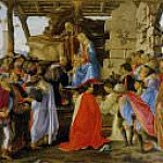 Uffizi - The Adoration of the Magi
