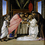 Last Communion of St. Jerome, Alessandro Botticelli
