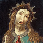 Christ Crowned with Thorns, Alessandro Botticelli