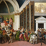Alessandro Botticelli - The Story of Virginia