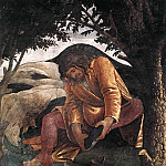Alessandro Botticelli - Scenes from the Life of Moses
