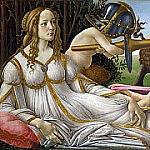 Venus and Mars, Alessandro Botticelli