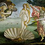 The Birth of Venus, Alessandro Botticelli