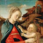 Virgin and Child , Alessandro Botticelli