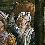 Musei Vaticani - Scenes from the Life of Moses detail