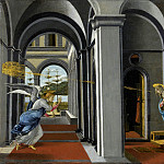 Alessandro Botticelli - The Annunciation