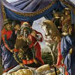 The Discovery of the Body of Holofernes, Alessandro Botticelli