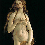 Alessandro Botticelli - Venus (workshop)
