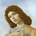 Alessandro Botticelli - An Angel