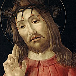 The Resurrected Christ, Alessandro Botticelli