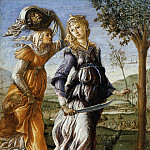 Alessandro Botticelli - The Return of Judith