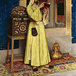 Osman Hamdi Bey - Reading Arab