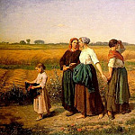 The Reapers, Jules Breton