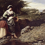 Water Carriers, Jules Breton