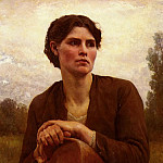 The Water Carrier, Jules Breton