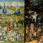 Garden of Earthly Delights, Hieronymus Bosch
