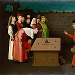 Hieronymus Bosch - The Magician (follower)