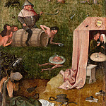 Hieronymus Bosch - Gluttony and Lust