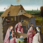 Hieronymus Bosch - The Adoration of the Magi (workshop)
