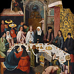 Hieronymus Bosch - The Marriage at Cana (copy)