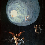 Hieronymus Bosch - The Ascent of the Blessed